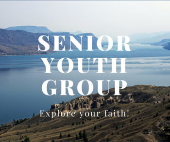 Sr. Youth Group - Our Blessed Mother Mary