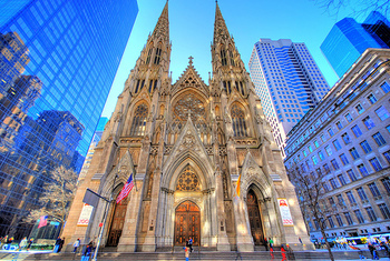 Tour St. Patrick's Cathedral with the Women's Guild