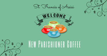 New Parishioner Coffee