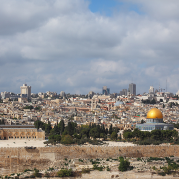 Visit the Holy Land: Women's Guild lecture