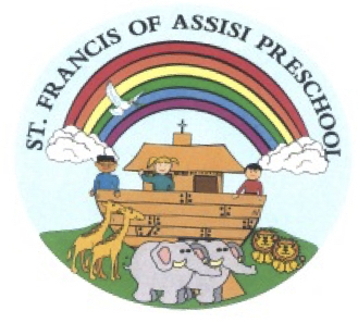 St. Francis of Assisi Preschool Now Enrolling!
