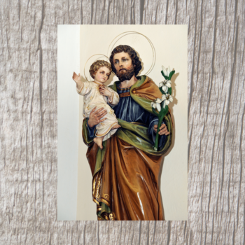 Feast of St Joseph, Mass of consecration to St Joseph