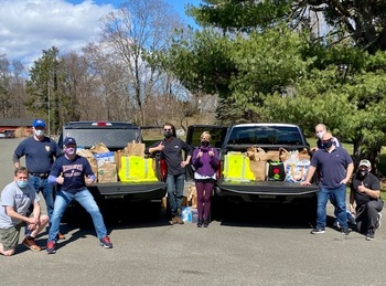 Food Drive - Thank You!