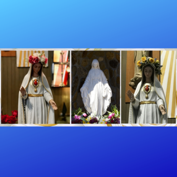 The Role the Blessed Mother Plays in Our Lives