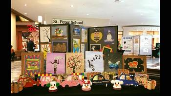 St. Peter School Art Work