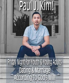 Youth Dating and Marriage