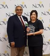 Theriot Named 2017 Exceptional Victim Advocate by NOVA
