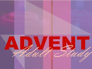 Adult Advent Study