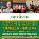 Open House for New Families - Feb 22