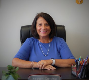Welcome from our Principal, Mrs. Kimberly Stevenson