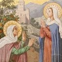 Fourth Sunday of Advent, Where is the Hail Mary at in the Bible?