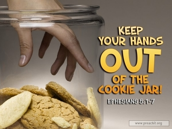 Third Sunday of Advent, Get Your Hand Out The Cookie Jar, Dec 16