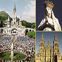 JDW 25th Anniversary Pilgrimage-Northern Spain w/ Fatima & Lourdes