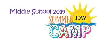 Summer Camp for Middle School Youth 2019