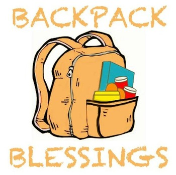 Back Pack Blessings