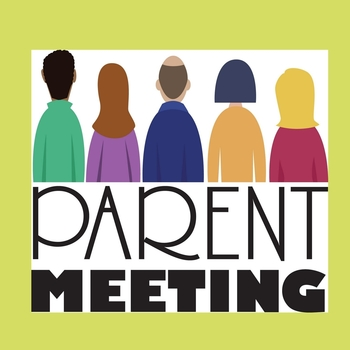 Parent Meetings-Wednesday Classes