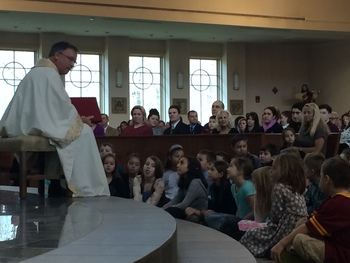 Minor Rite for First Communicants