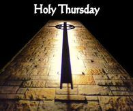 LIVE STREAM HOLY THURSDAY MASS