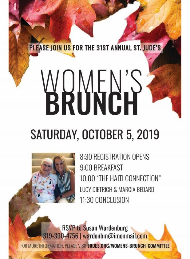 Women's Brunch Invite