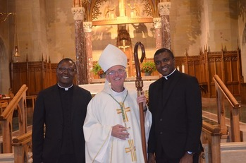 Ordination to the Diaconate for Jude Nnadibuagha and Severinus Torwoe