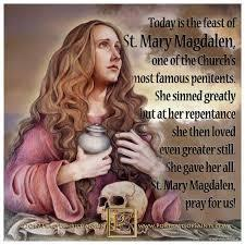 Feast Day of Mary Magdalene