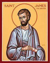 St James the Apostle Feast Day