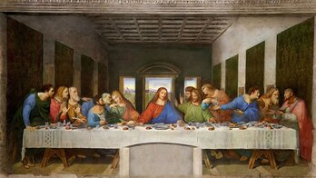 Holy Thursday - The Lords supper