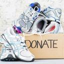 Shoe Drive for Youth Group
