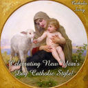 New Years Day/Solemnity of Mary Mass 9AM