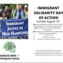 IMMIGRANT SOLIDARITY DAY OF ACTION