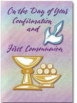 Confirmation and First Communion Mass with Bishop Libasci