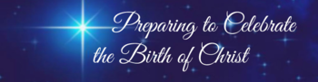 Advent Child and Family Event-Preparing for the Birth of Jesus