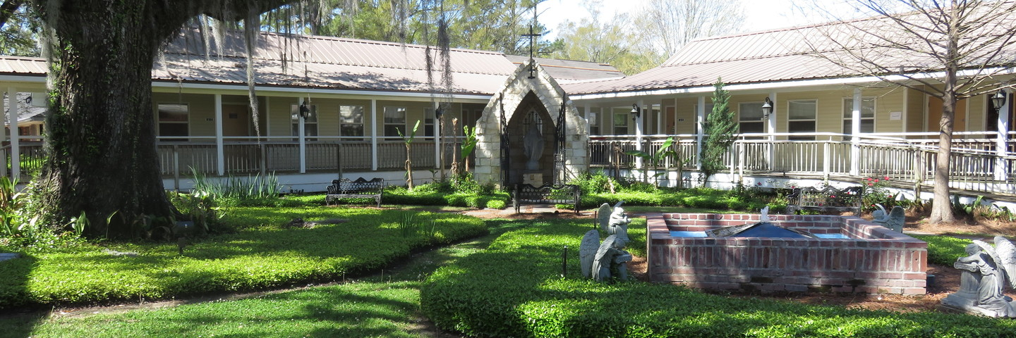 Our Lady of the Lake Church - Mandeville, LA