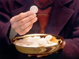 Appeal for New Eucharistic Ministers