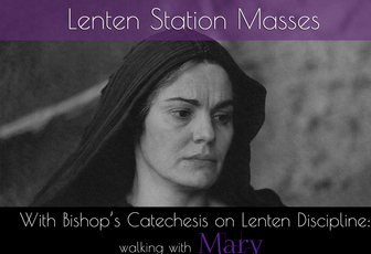 Lenten Station Mass