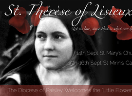 St Therese of Lisieux - Parish Visit