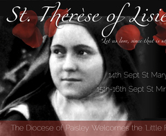St Therese Relics, Thanks