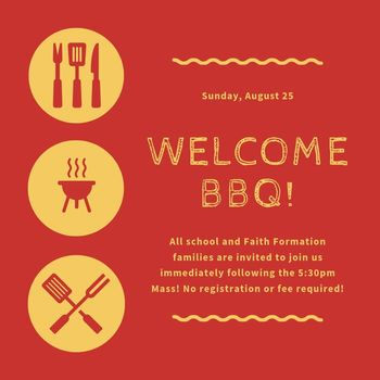Welcome BBQ!