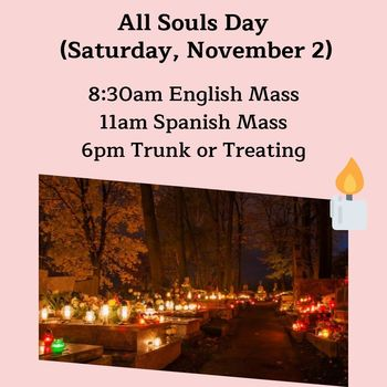 All Souls Day Mass-English