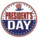 Parish Office to be Closed for President's Day, February 17th