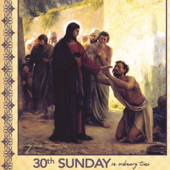 30th Sunday in Ordinary Time