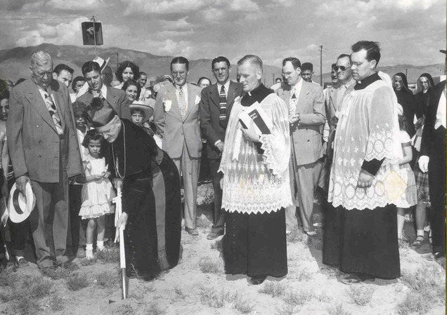 Our Lady of Fatima Groundbreaking