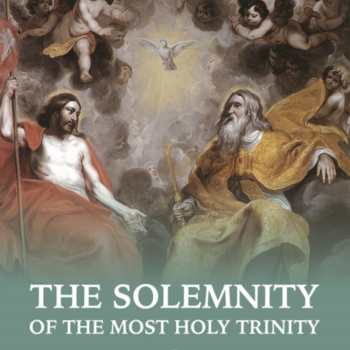 The Solemnity of the Most Holy Trinity