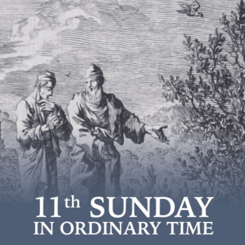 11th Sunday in Ordinary Time