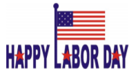 Parish Office and School Closed for Labor Day Holiday