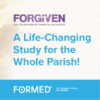 Adult Faith Formation: FORGIVEN - The Transforming Power of Confession