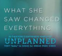 In Theaters Now - Unplanned