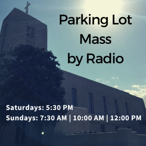Parking Lot Mass by Radio