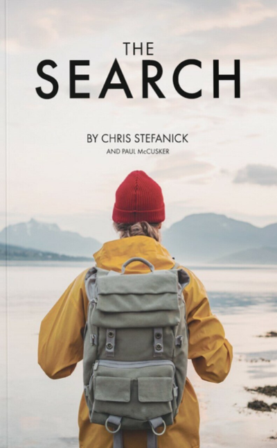 The Search book