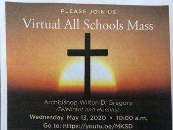 All Schools Virtual Mass
